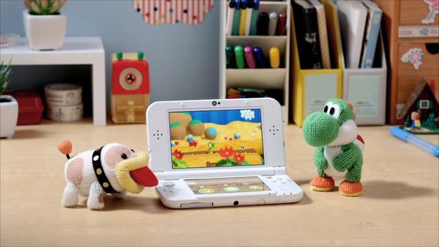 Poochy & Yoshi's Woolly World lo nuevo de Nintendo 3DS