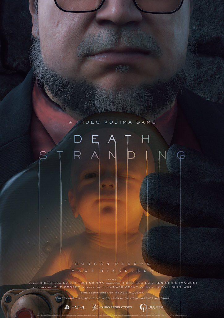 death-stranding-obtiene-dos-nuevos-posters-con-guillermo-del-toro-y-mads-mikkelsen-GamersRD
