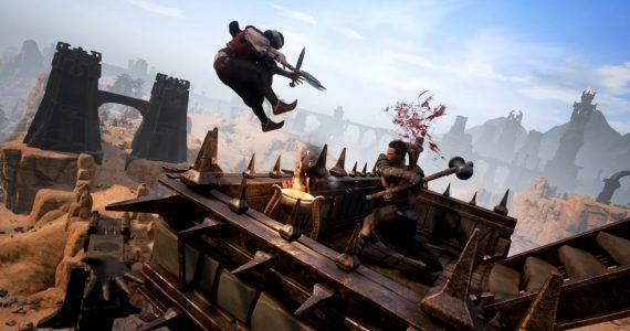 Mira el trailer de lanzamiento de Conan Exiles -GamersRD