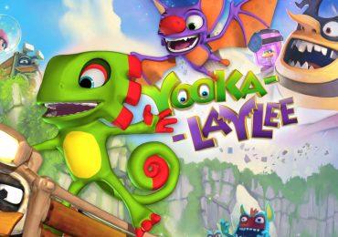 Meses antes del lanzamiento, Yooka Laylee es Gold GamersRD