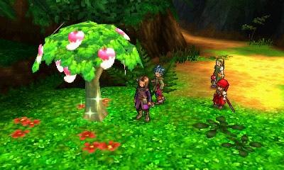 Chequea más imágenes de Dragon Quest XI en PS4 y 3DS
