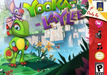 Detallado el parche del día uno de Yooka-Laylee