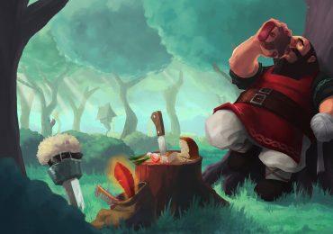 folktale RPG, Yaga