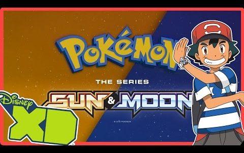 La serie de Pokémon: Sun & Moon estrena el 12 de mayo en Disney XD GamersRD