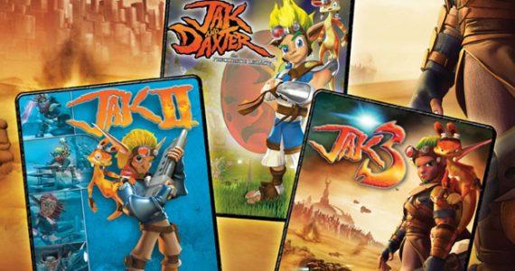 Los juegos de Jak and Daxter de PS2 llegarán a PS4 GamersRD