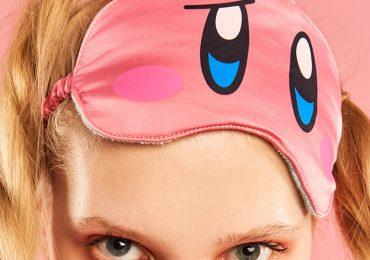 Mira esta lencería del personaje de Nintendo Kirby