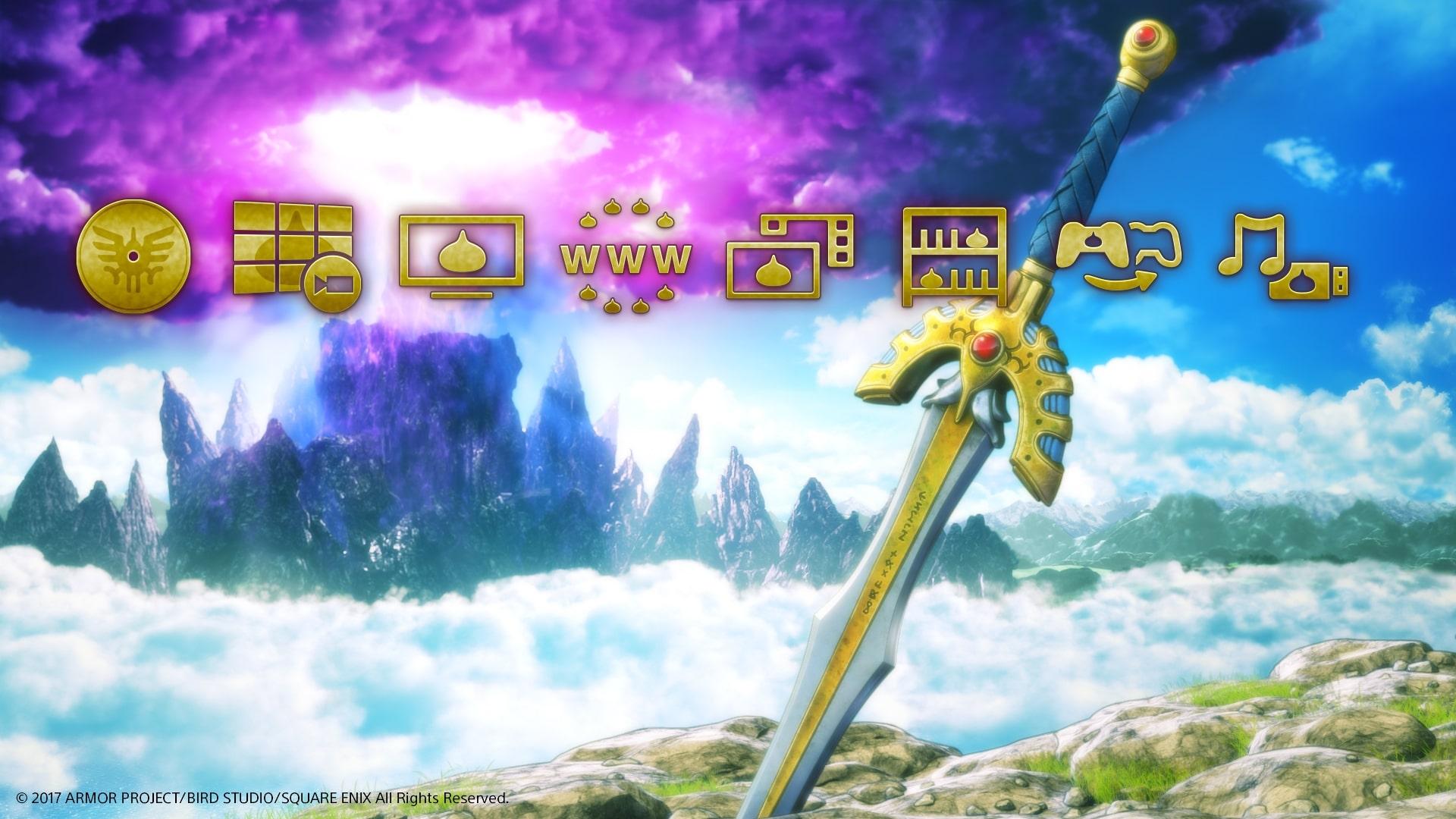 Chequea esta edición de PS4 de Dragon Quest XI