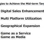 Square Enix revela su estrategia de 1-2 juegos de Blockbuster al año