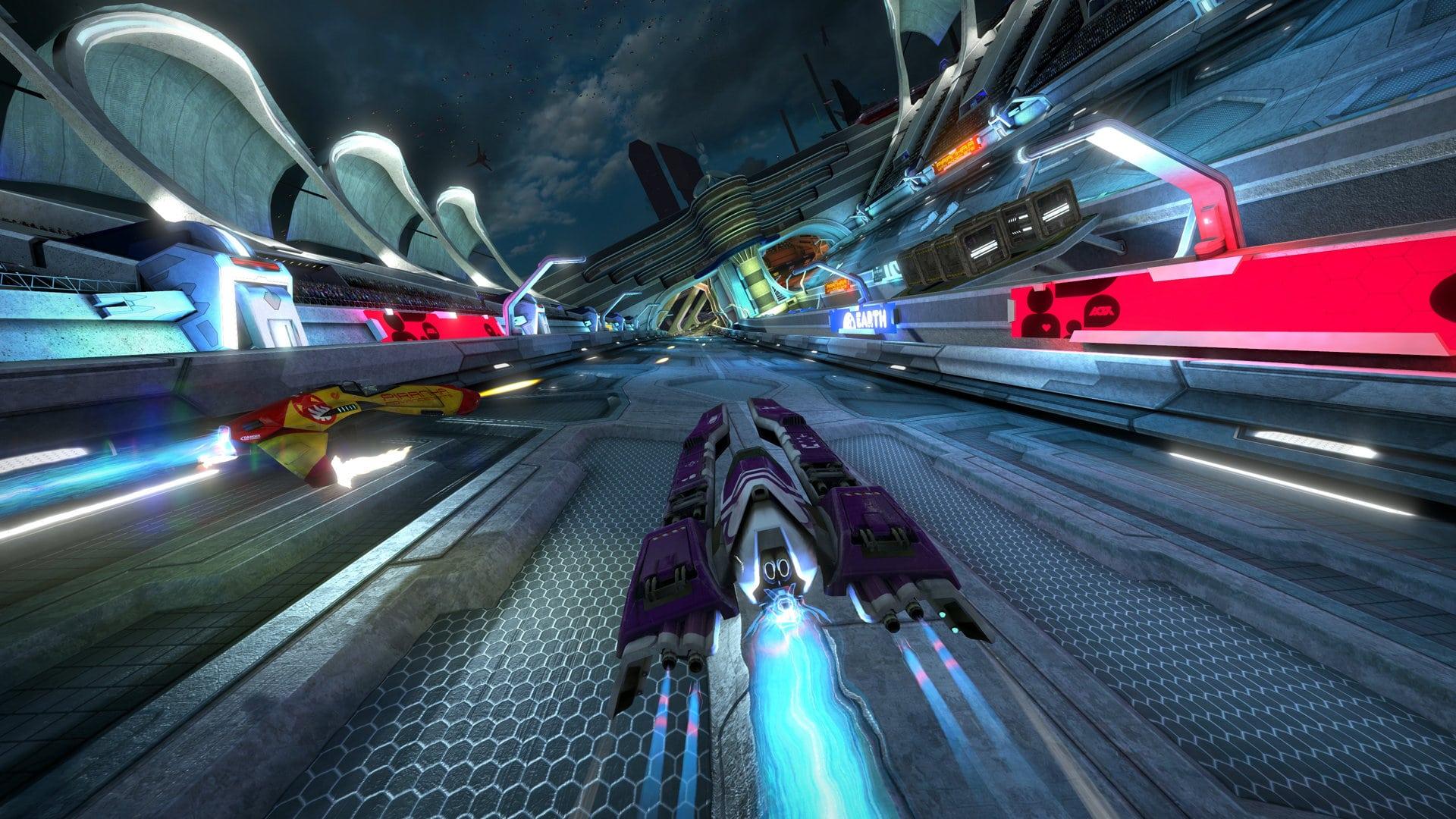 Se anuncia el nuevo juego WipEout ... para dispositivos móviles, GamersRD