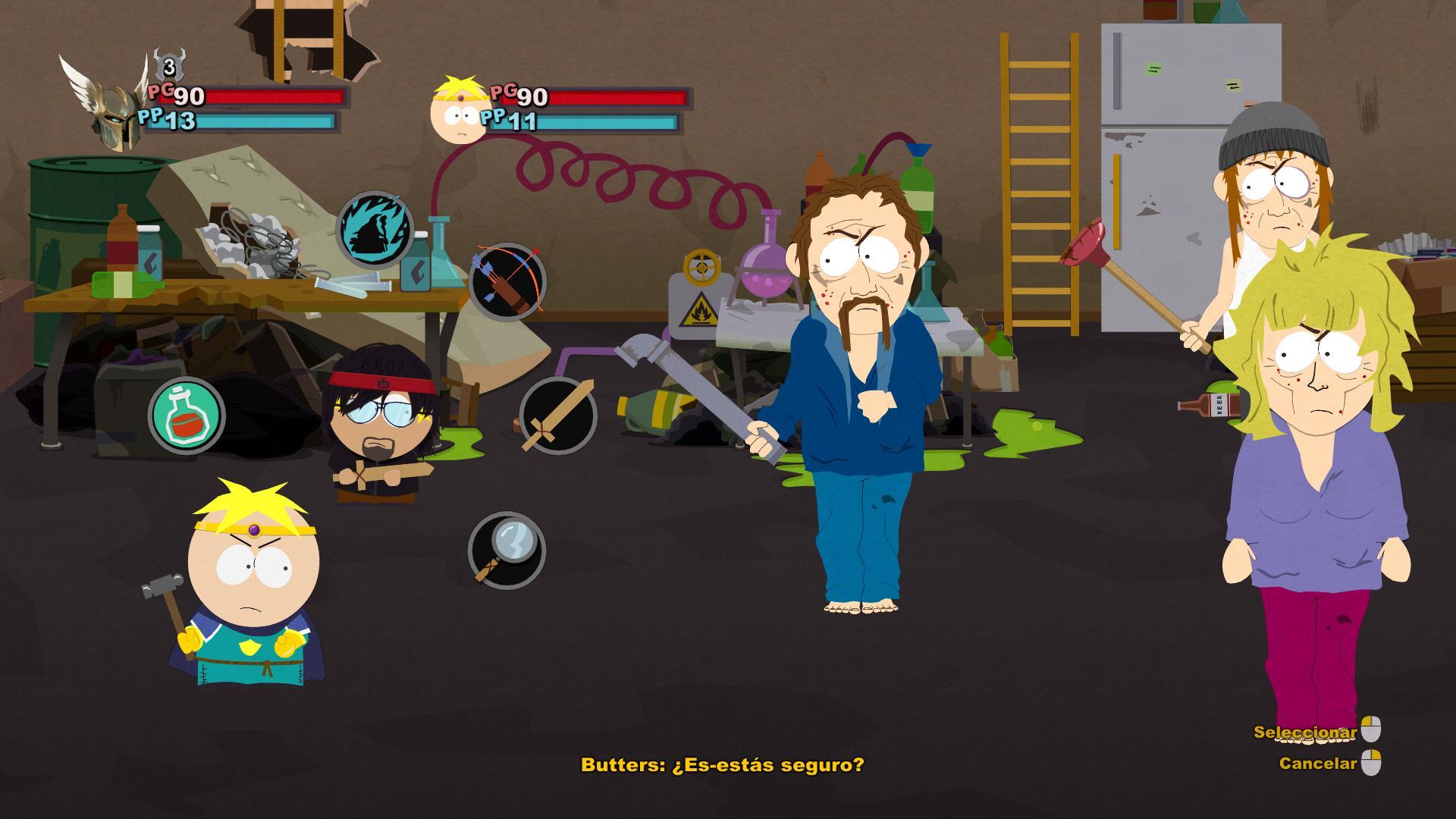 South Park: The Stick of Truth llegará a PS4 y Xbox One en Febrero