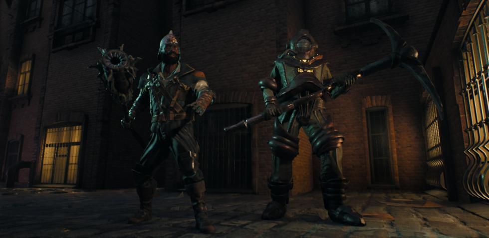 Anuncian juego RPG tipo Battle Royale y tipo Dark Souls
