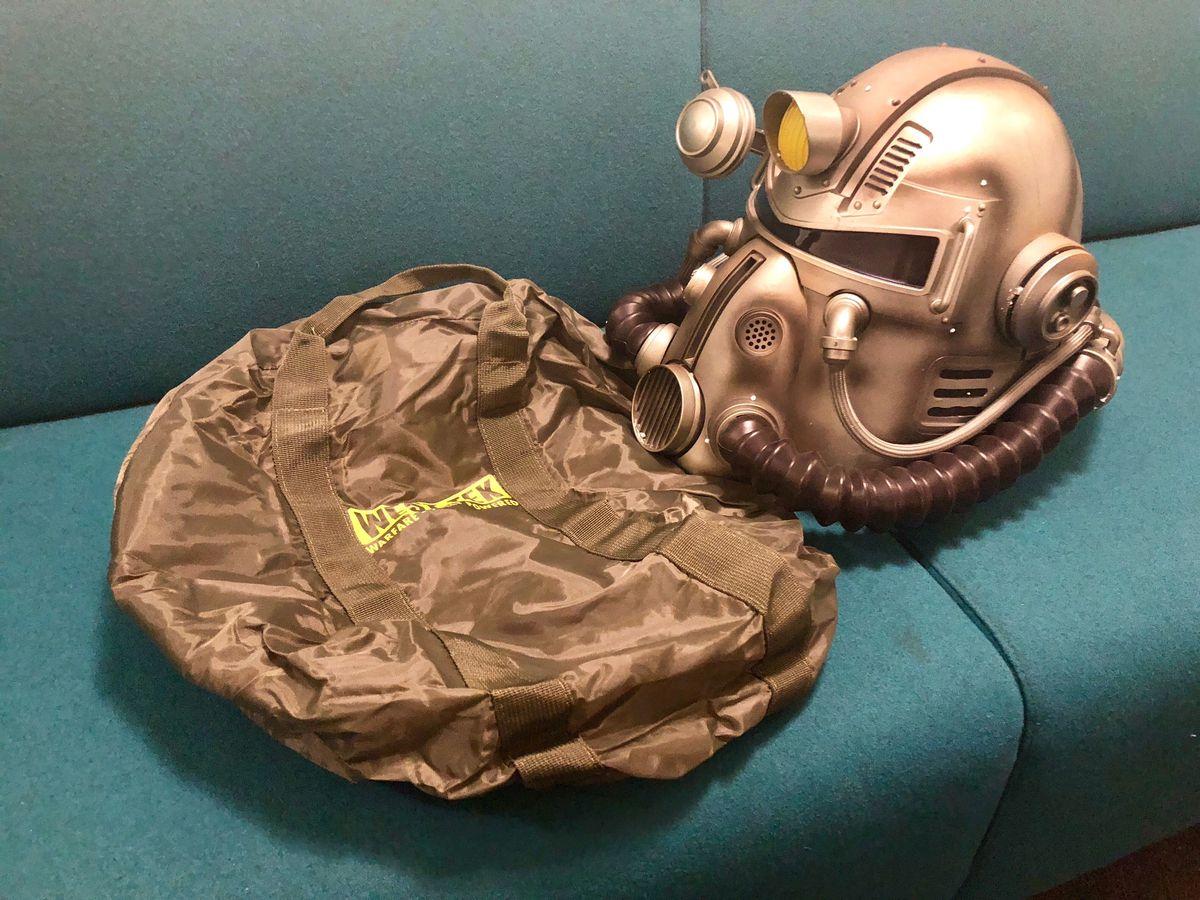 Los fans de Fallout 76 finalmente reciben la bolsa de la Power Armor Edition