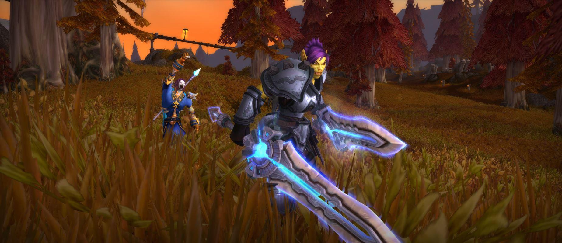 La nueva funcionalidad Sincronía grupal ha llegado a World of Warcraft, GamerSRD