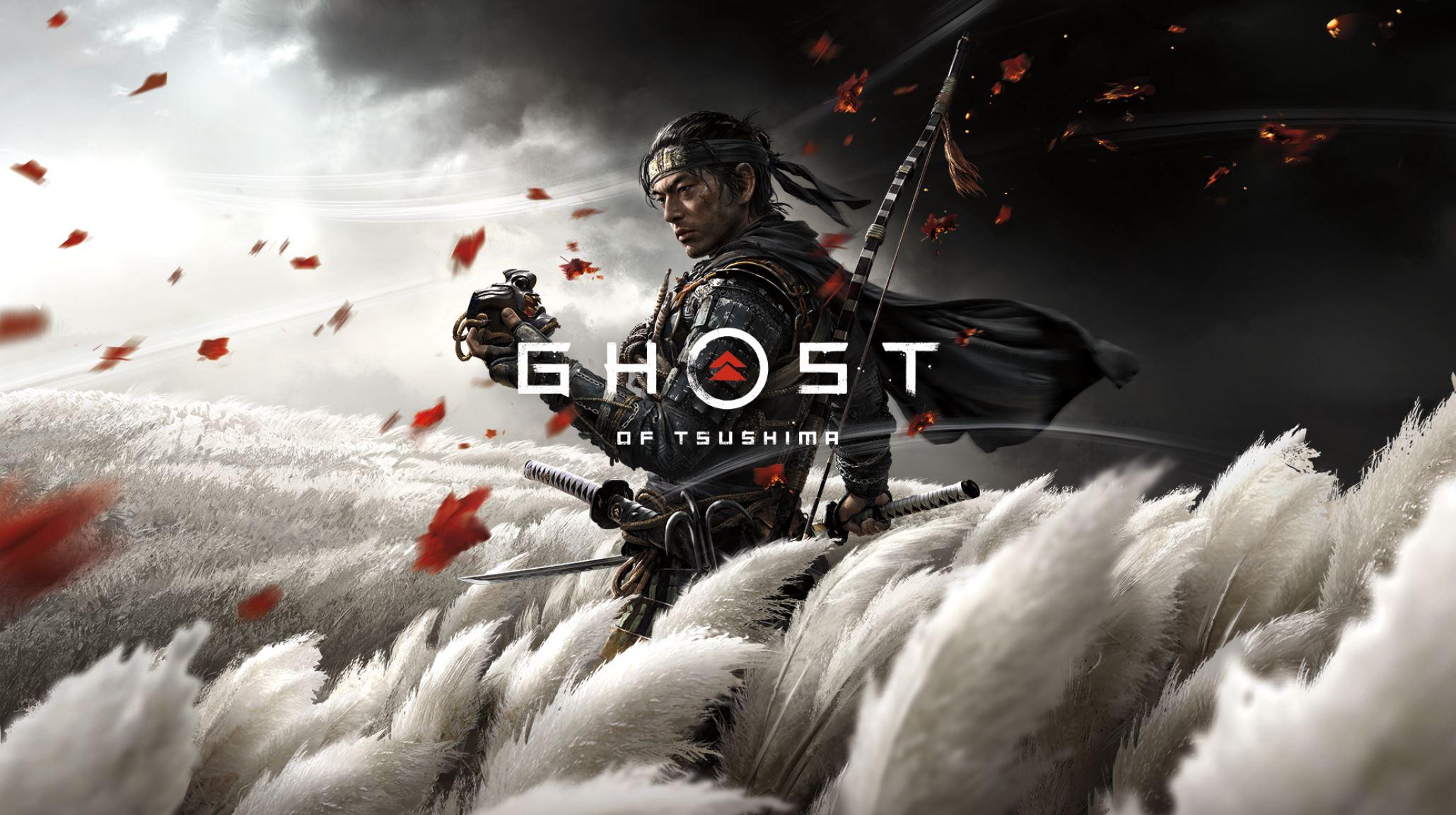 Ghost of Tsushima y Monster Hunter comparten el premio al juego del año de Japón, GamersRD