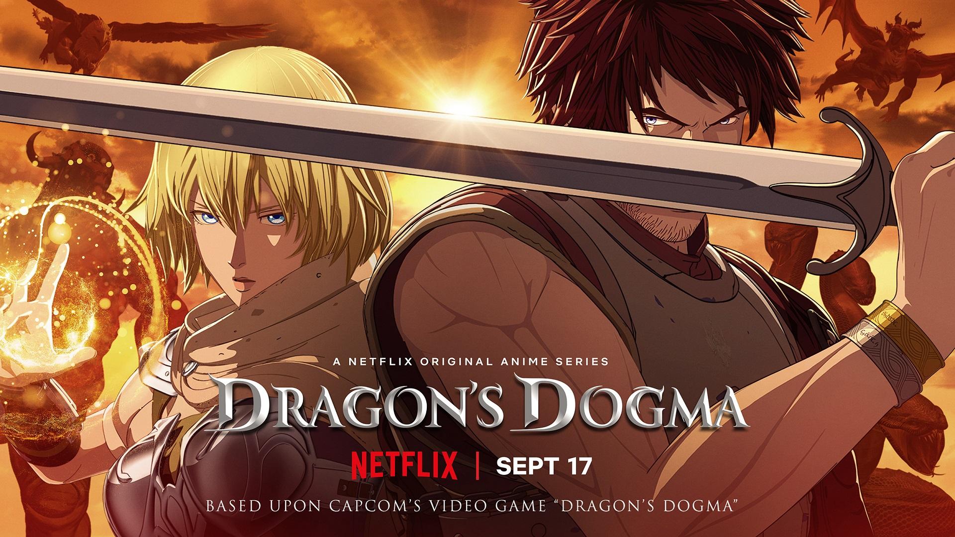 Dragon's Dogma la serie de Netflix presenta su trailer de debut