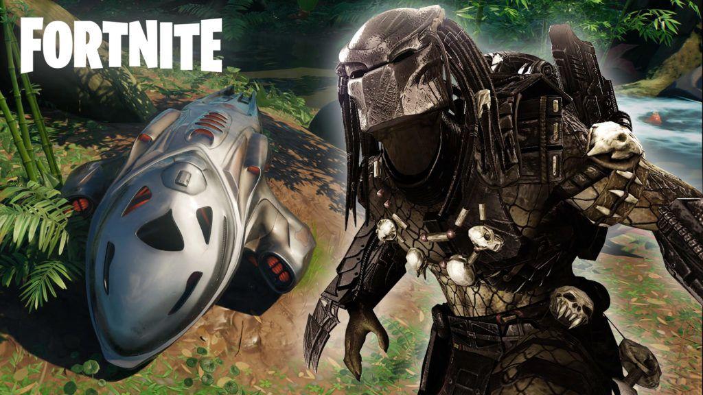 Como desbloquear a Predator en Fortnite
