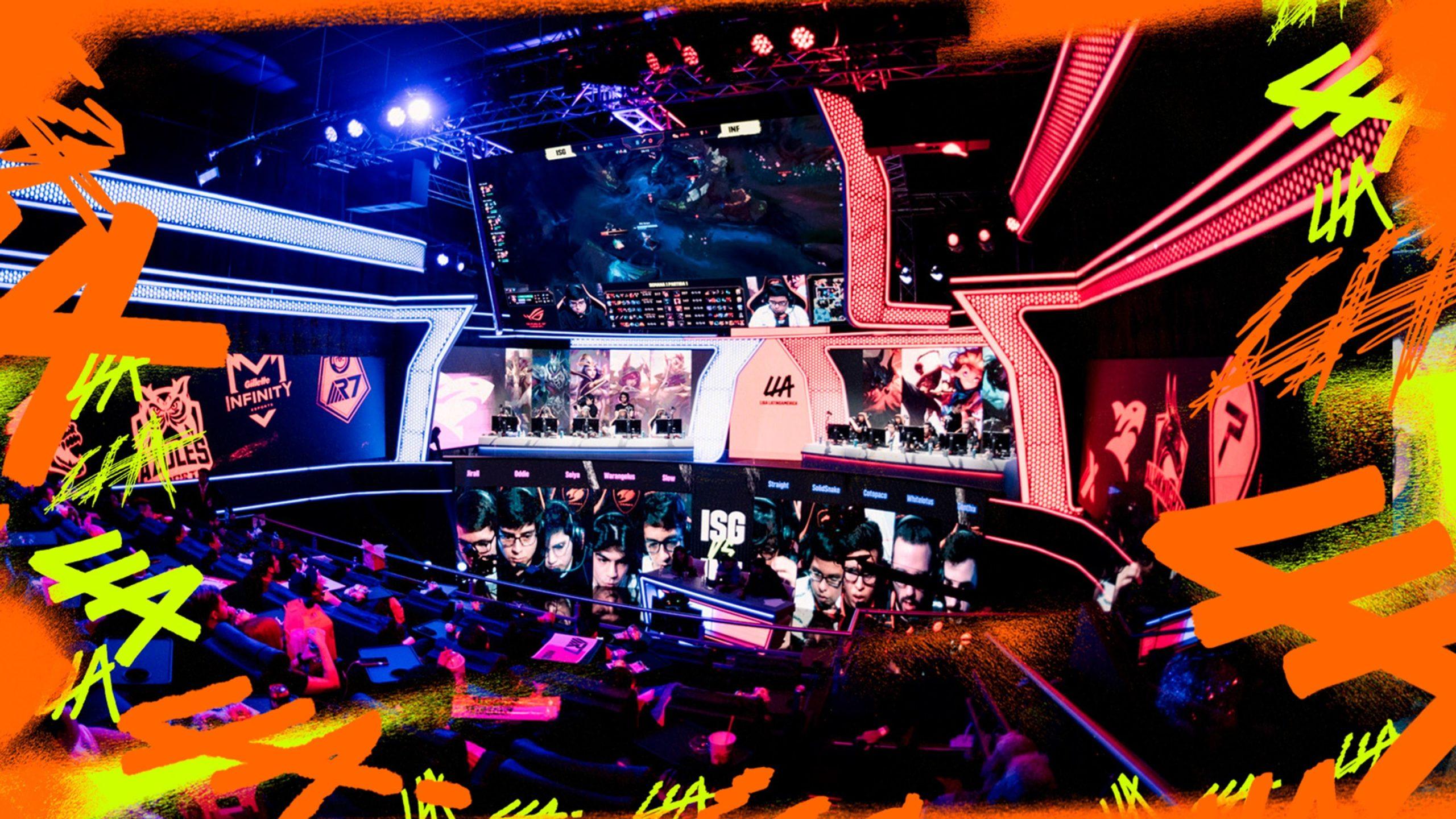 Este fin de semana inicia el torneo de apertura 2021 de la Liga Latinoamérica LLA, GamersRD