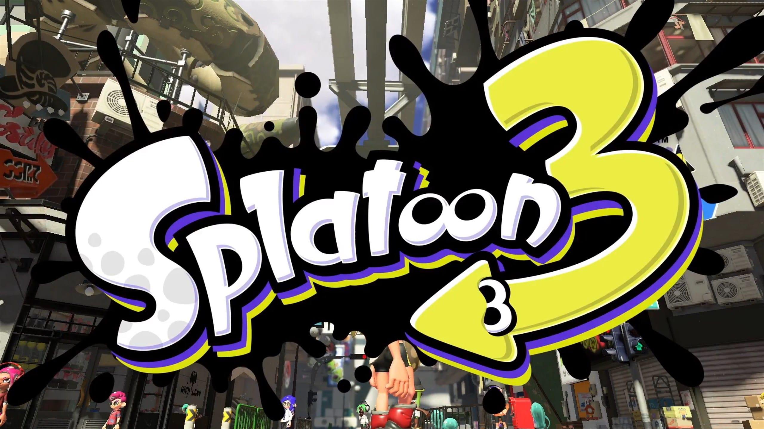 Splatoon 3 presenta dos nuevas armas especiales, GamersRD