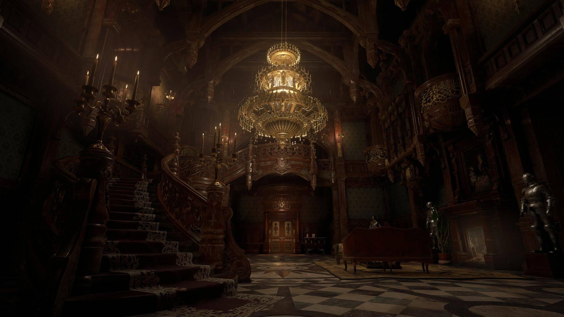 Resident Evil Village framerates y resolución, GamersRD