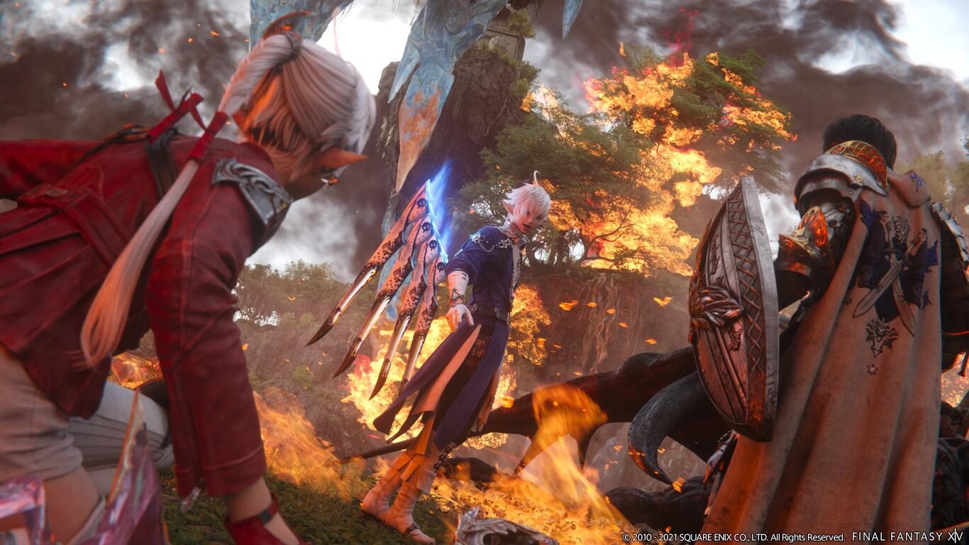 Expansión Final Fantasy XVI - GamersRD