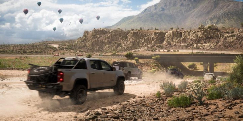 Se confirman las especificaciones, las opciones gráficas y los periféricos de Forza Horizon 5 para PC, GamersRD