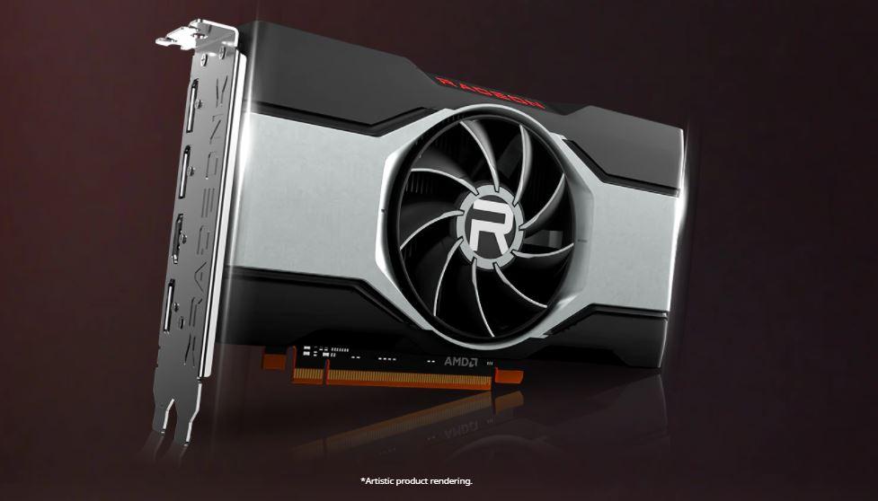 AMD RX 6600 XT , GPU, GamersRD