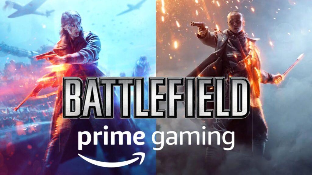 Battlefield 1 y Battlefield V están gratuitos para los miembros de Prime Gaming, GamersRD
