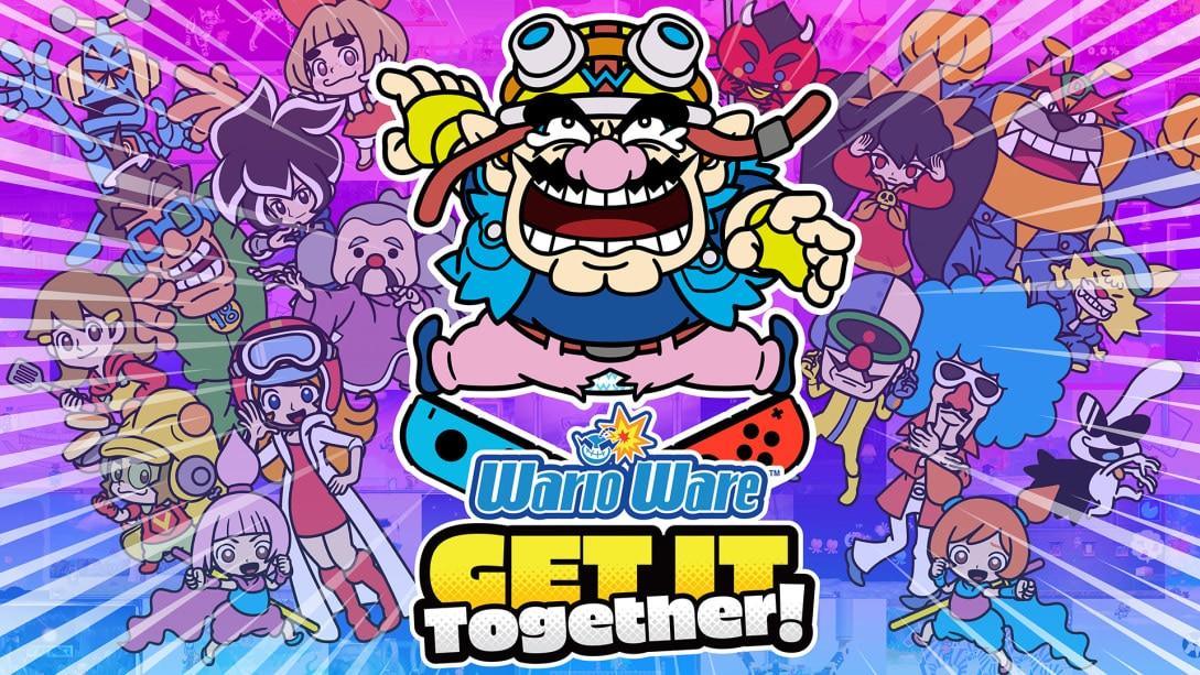 Wario Ware: Get it Together! Celebra el lanzamiento con un micro tráiler, GamersRD