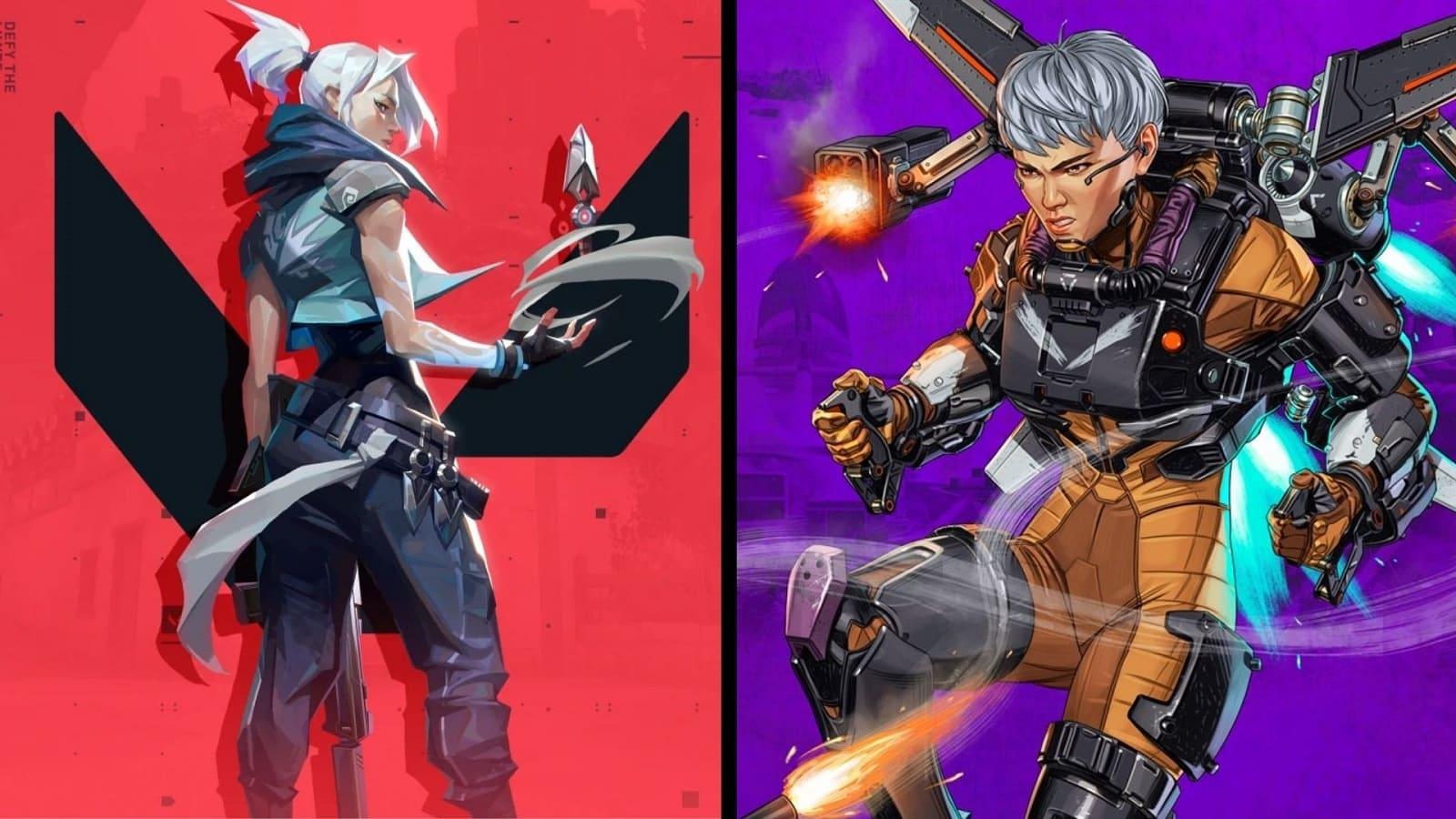 Valorant, Apex Legends, GamersRD