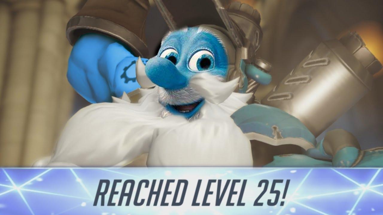 smurf Overwatch, GamersRD
