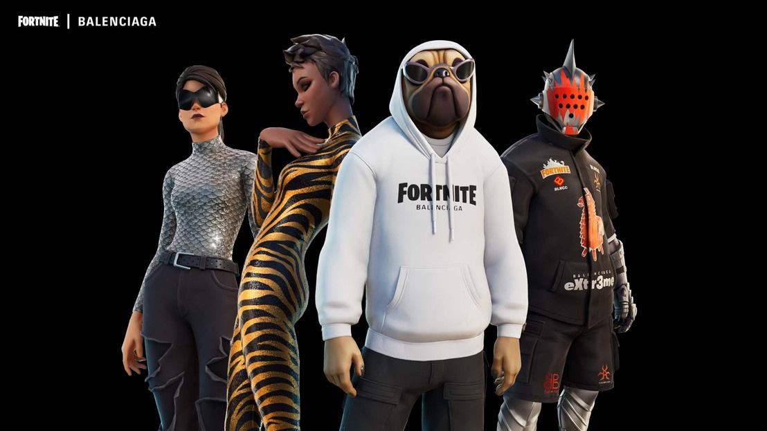 Epic Games anuncia colaboración con Balenciaga para llevar la alta costura a Fortnite, GamersRD