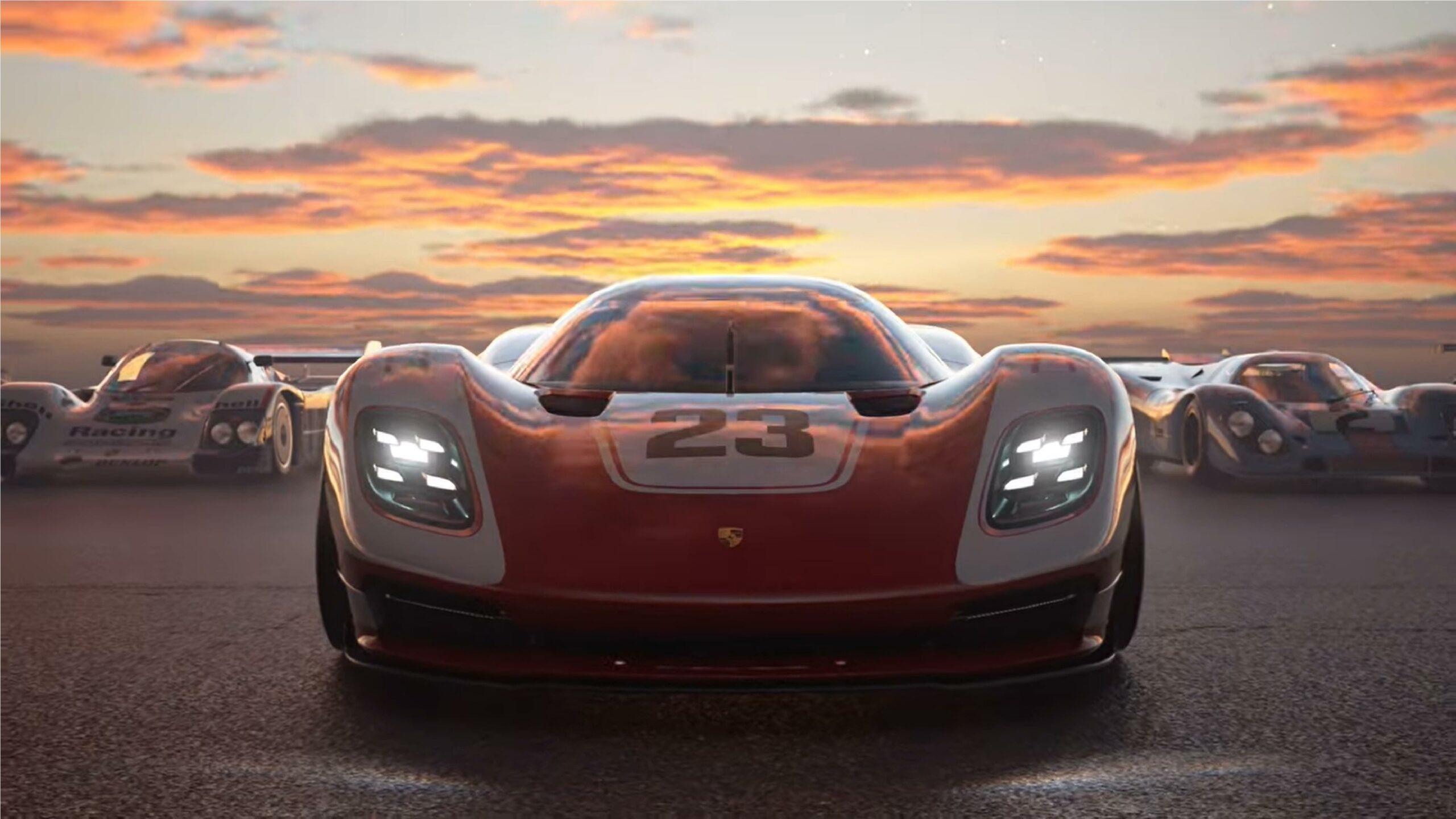 Gran Turismo 7 muestra trailer centrado en la marca Porsche