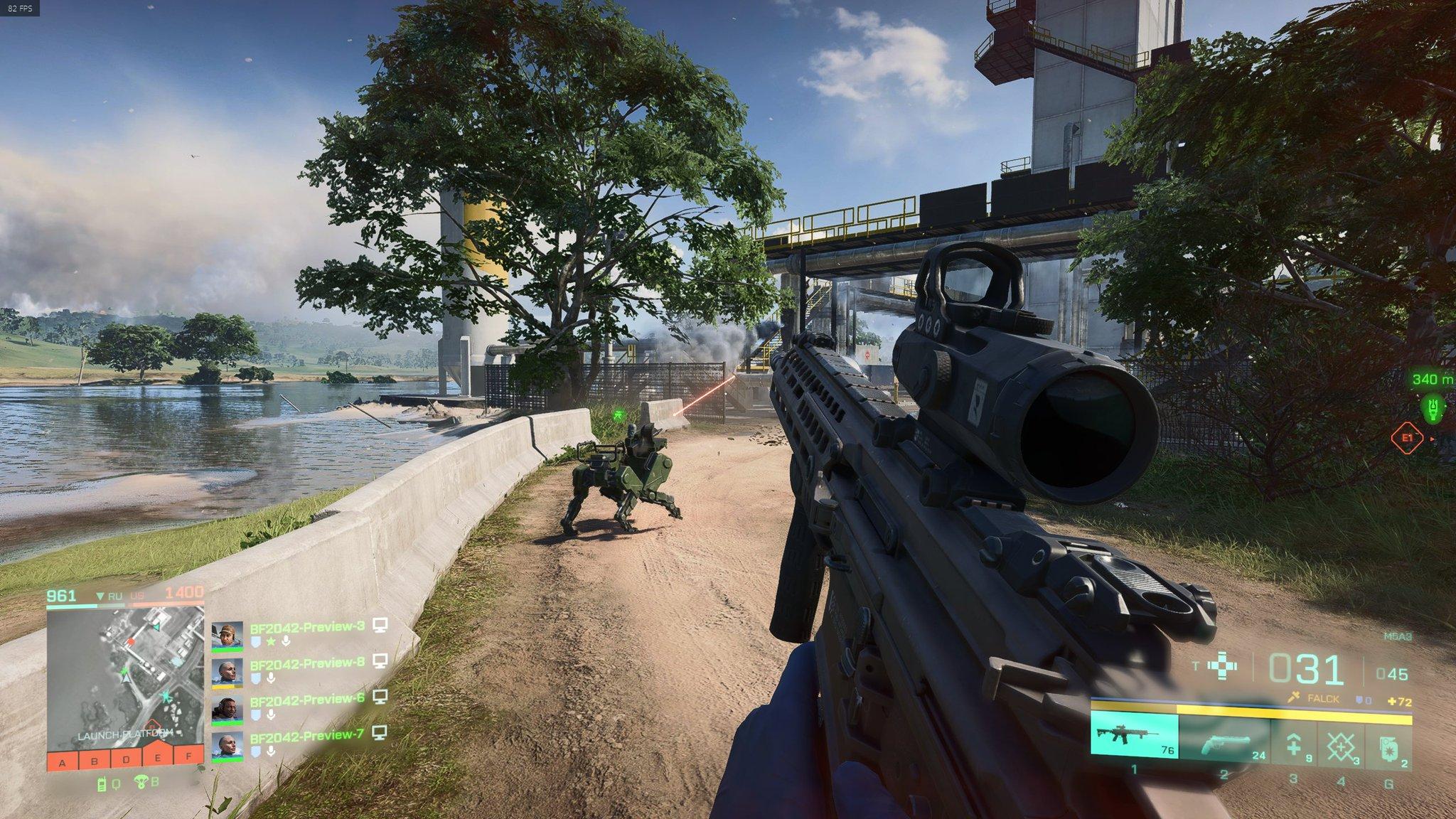 Battlefield beta preview gamersrd5
