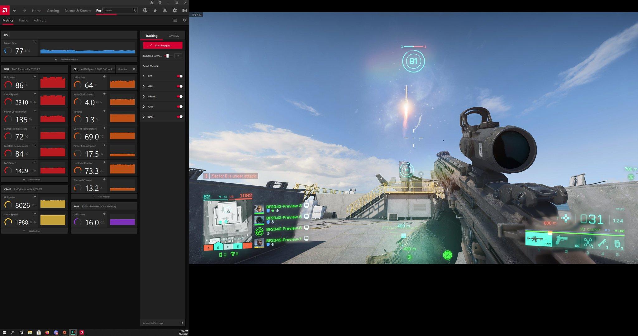 Battlefield beta preview gamersrd6
