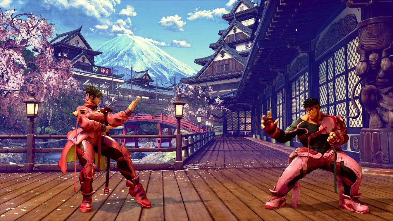 Street Fighter V revela nuevos trajes de beneficencia para apoyar la investigación del cáncer de mama, 1 GamersRD