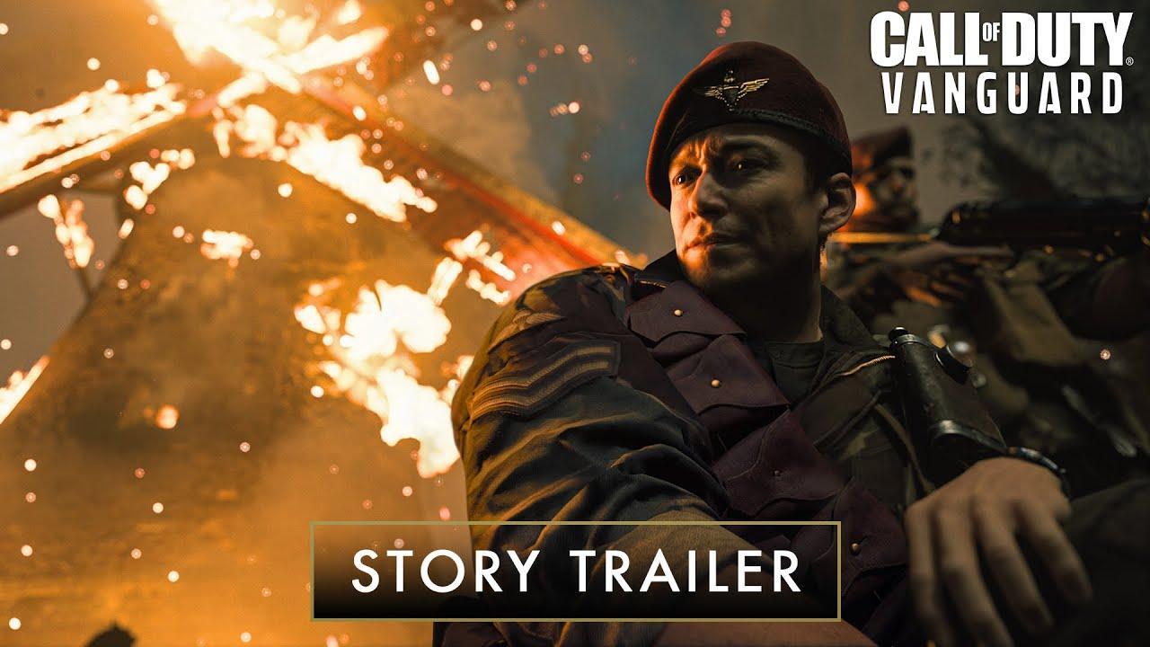 Trailer de historia de Call of Duty: Vanguard es revelado